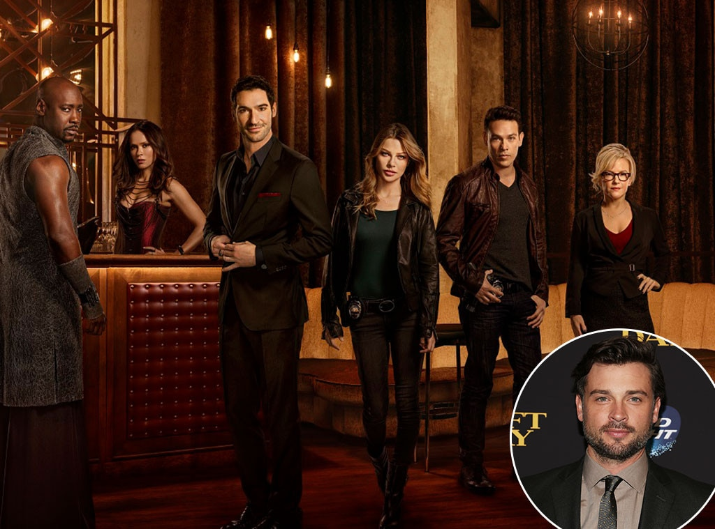 Tom Welling Joins Lucifer Season 3 in First TV Role Since ...