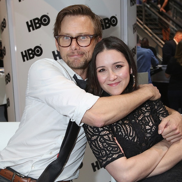 Jimmi Simpson and Shannon Woodward from Comic-Con 2017 ...
