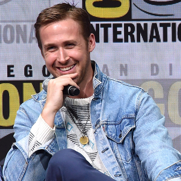Ryan Gosling, 2017 Comic-Con