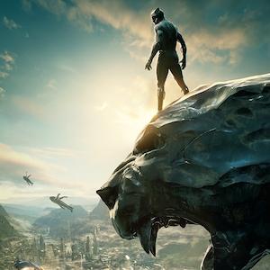 Black Panther, Movie Poster
