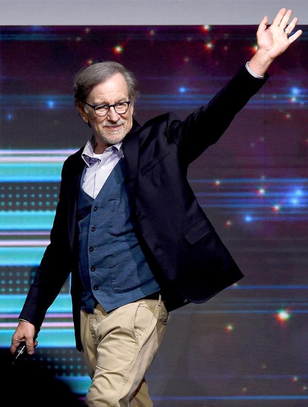 Steven Spielberg, 2017 Comic-Con