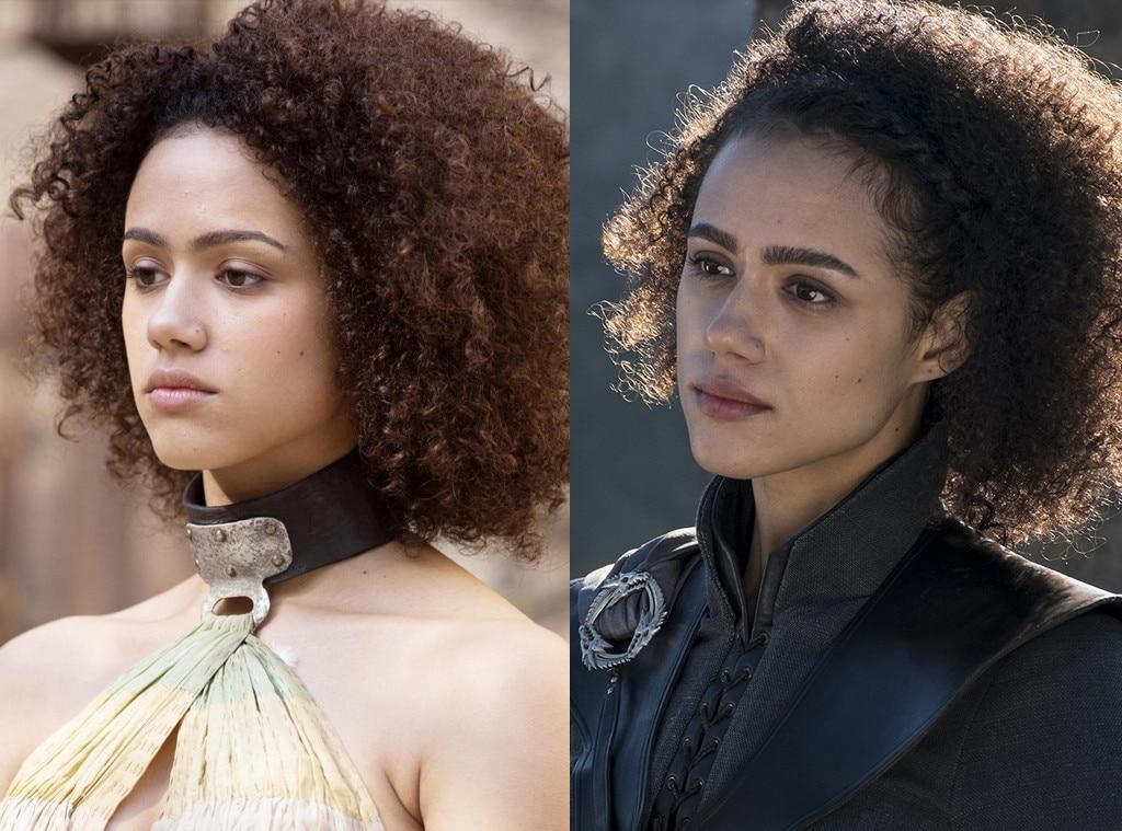 Nathalie Emmanuel Game Of Thrones