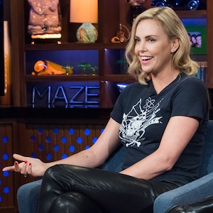 Charlize Theron, Watch What Happens Live