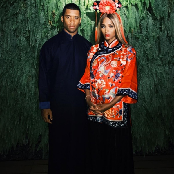 Ciara and Russell Wilson's Tour of China