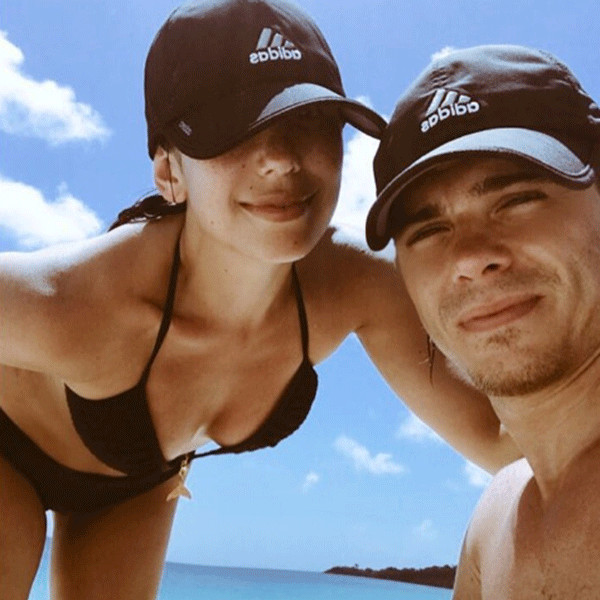 Cheryl Burke More in Love Than Ever With Matthew Lawrence as Couple Enjoys Romantic Getaway
