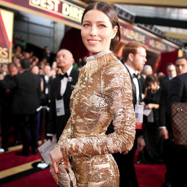 Jessica Biel, 2017 Oscars