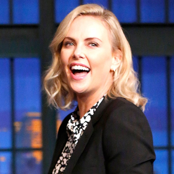 Charlize Theron, Late Night with Seth Meyers