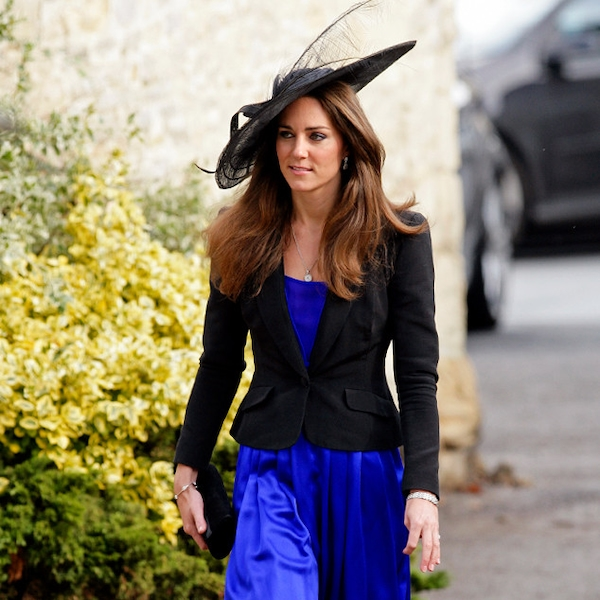October 2010 from Kate Middleton's Style Evolution | E! News