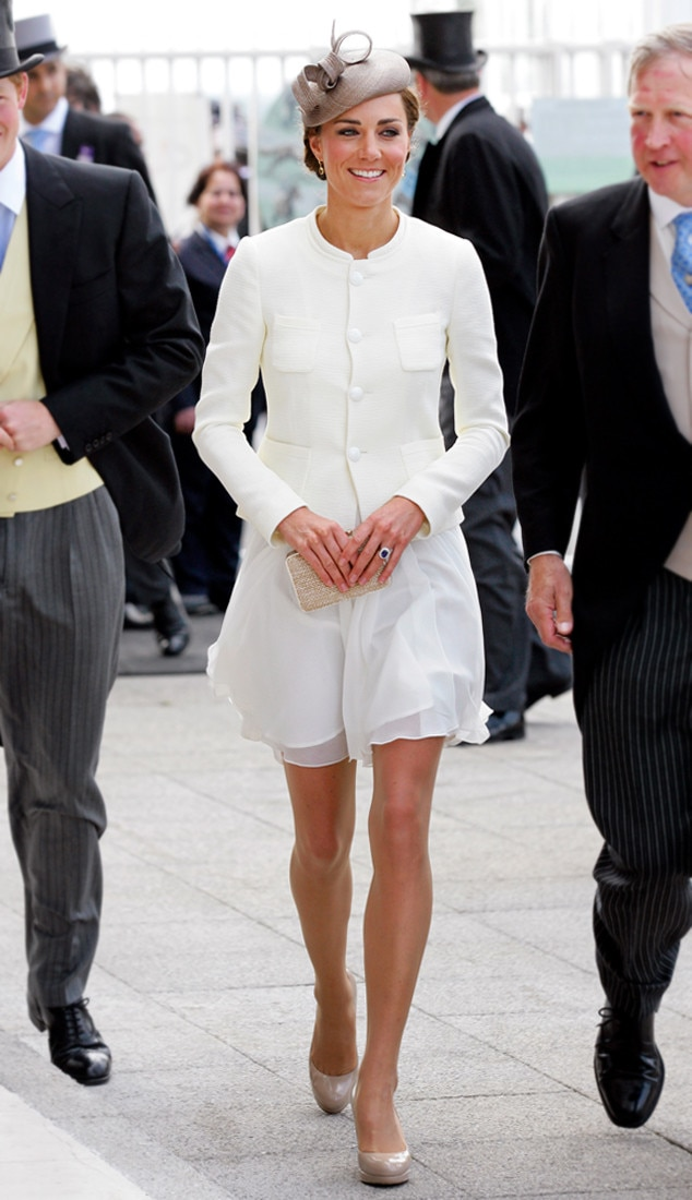 Kate Middleton's Style Evolution photos