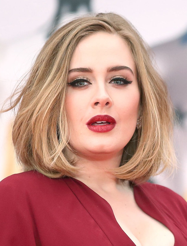 ESC: Celeb Drugstore Beauty, Adele