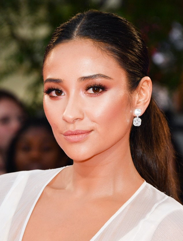 ESC: Celeb Drugstore Beauty, Shay Mitchell