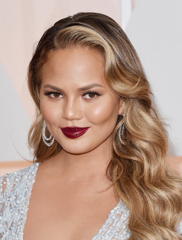 ESC: Drugstore Beauty, Chrissy Teigen
