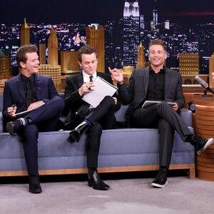 Matthew Lowe, John Owen Lowe, Rob Lowe, The Tonight Show