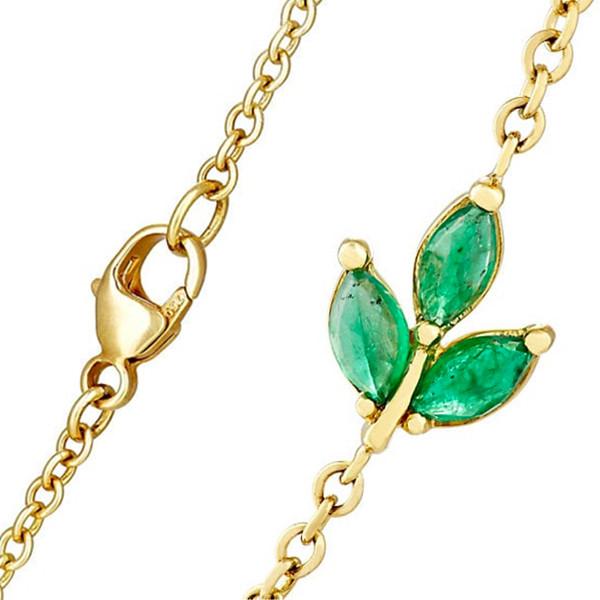 Branded: Leaf Jewelry