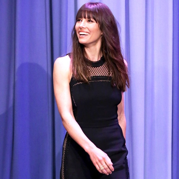 Jessica Biel, The Tonight Show Starring Jimmy Fallon