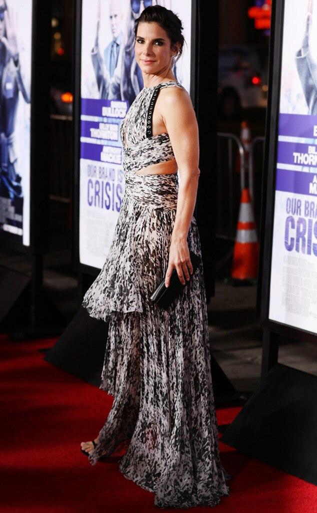 ESC: Sandra Bullock