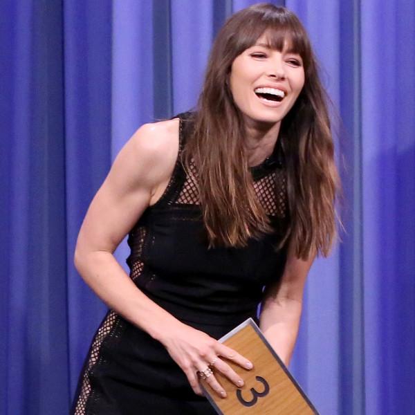 Jessica Biel, The Tonight Show