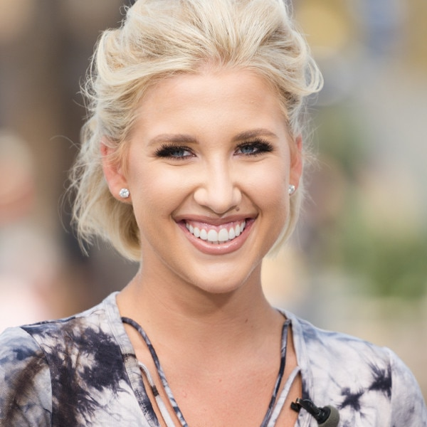 Savannah Chrisley's Faith Over Fear Line