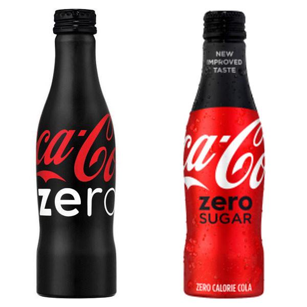Coke Zero, Coke Zero Sugar
