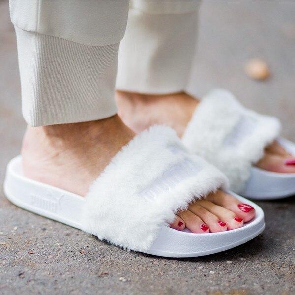 19 Fur Slides to Wear For Summer