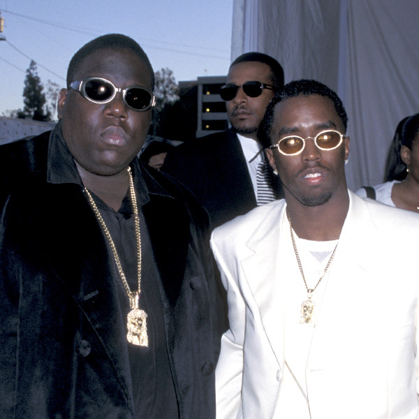 Christopher 'Notorious B.I.G.' Wallace, Sean 'P. Diddy' Combs