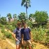 Jesse Tyler Ferguson, Justin Mikita, 2017 Summer, Vacation