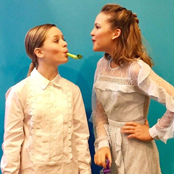 Lulu Wilson and Talitha Bateman's Comic-Con 2017 Diary