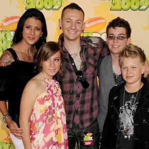 Chester Bennington, Talinda Bentley, Children