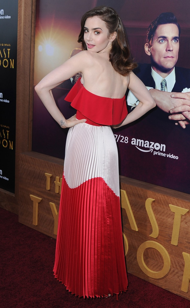 Lily Collins from The ...