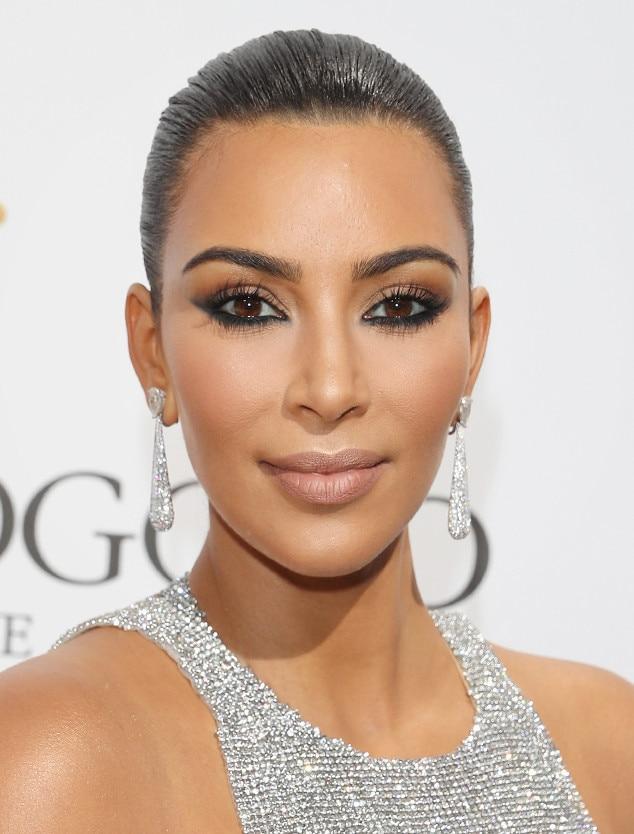 ESC: Drugstore Beauty Skin, Kim Kardashian