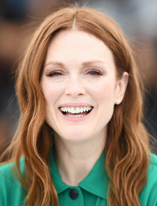 ESC: Drugstore Beauty Skin, Julianne Moore
