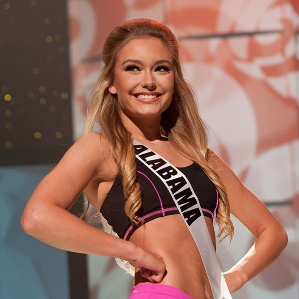 Claire Scott, Miss Alabama Teen USA 2017, Preliminary Competition, Athleisure Wear