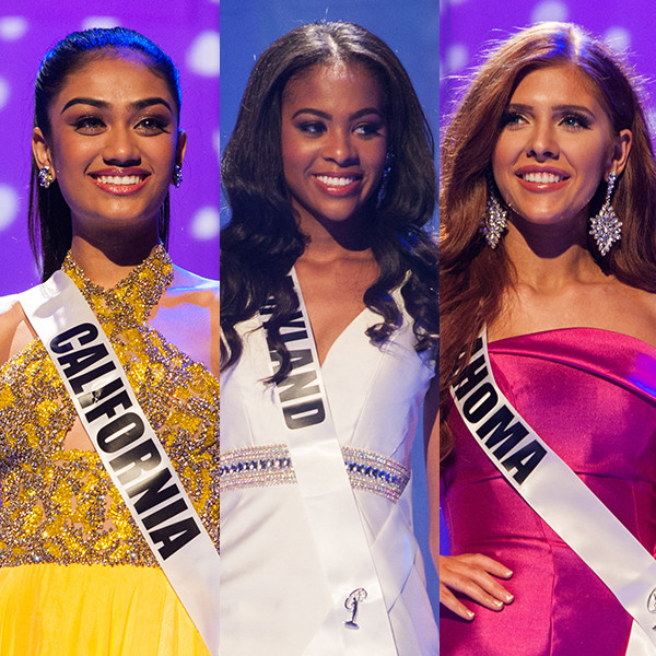 Miss Teen USA, Jaanu Patel, Taylor Spruill, Baylee Ogle