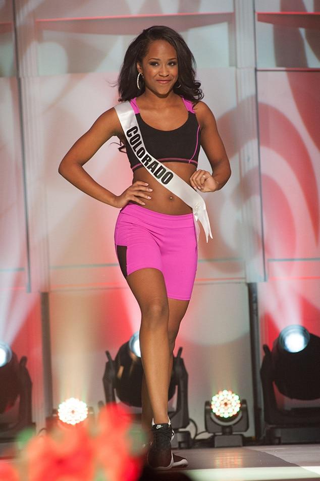 Miss Colorado Teen 86
