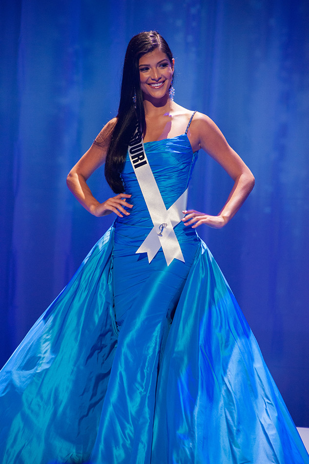 Sophia Dominguez-Heithoff, Miss Missouri Teen USA 2017, Preliminary Competition, Evening Gown