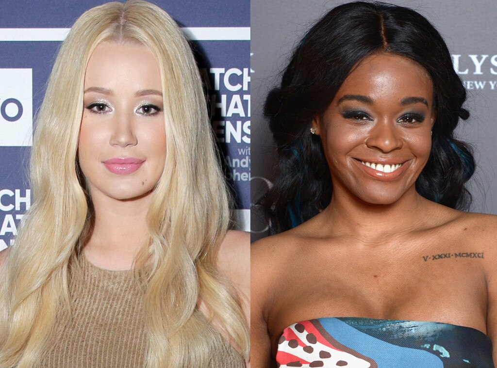 Iggy Azalea announces surprise collaboration with rival Azealia Banks