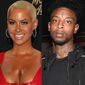 Amber Rose, 21 Savage