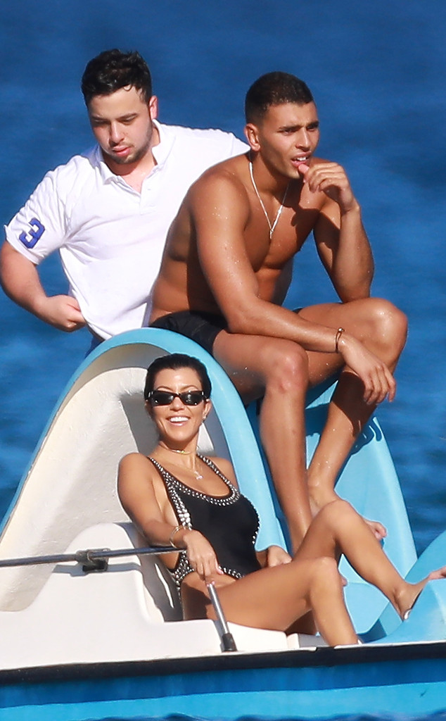 Kourtney Kardashian, Younes Bendjima