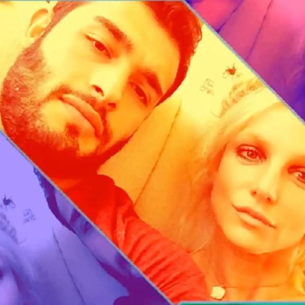 Sam Asghari, Britney Spears