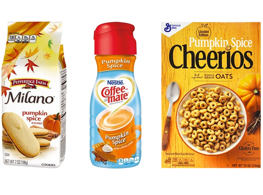 Pumpkin Spice Products