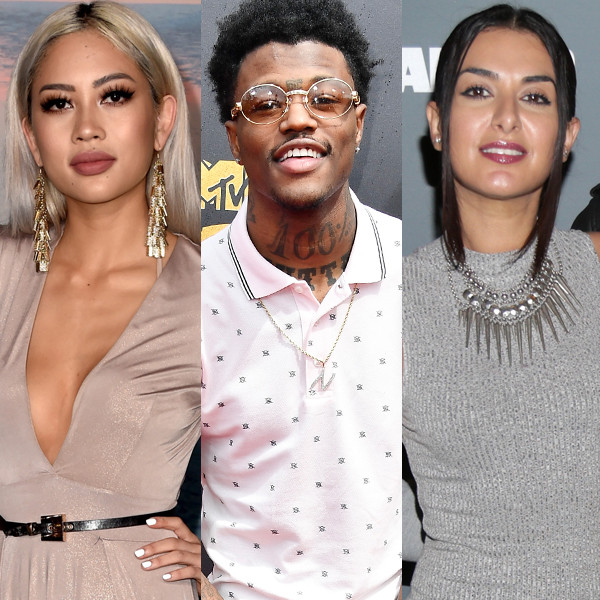 Meet the New Hosts of MTV's <I>TRL</I> Revival