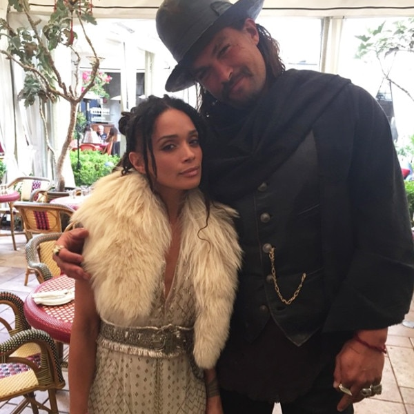 Jason Momoa and Lisa Bonet's Cutest Instagram Moments