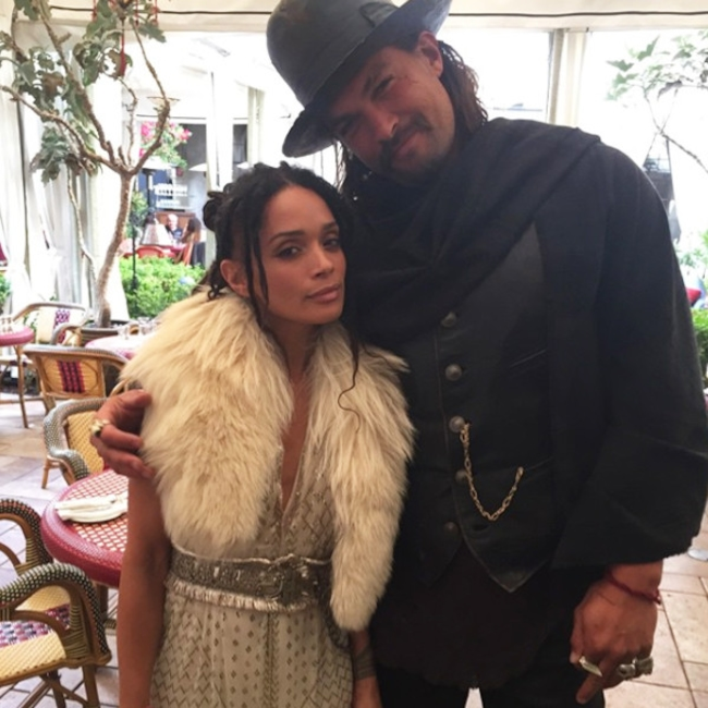 Jason Momoa And Lisa Bonet May Be Instagram's Cutest Under