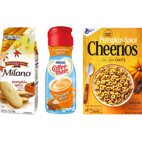 Must-Try Pumpkin Spice Products