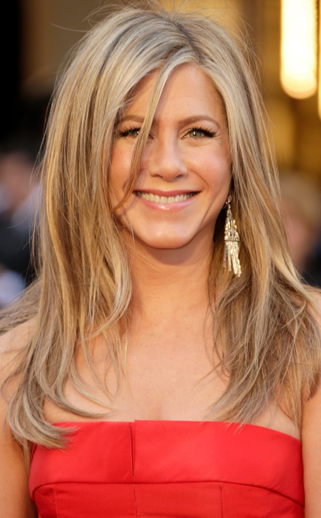 Jennifer Aniston, Hair
