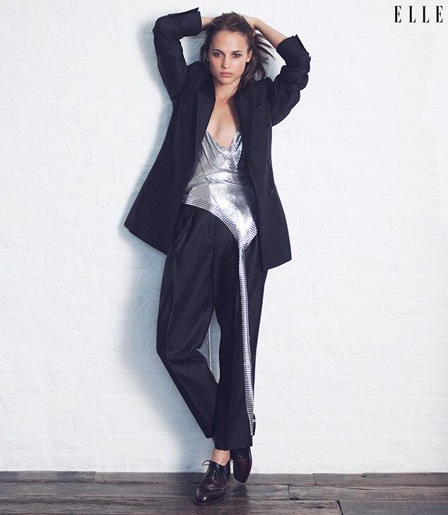 Alicia Vikander, Elle
