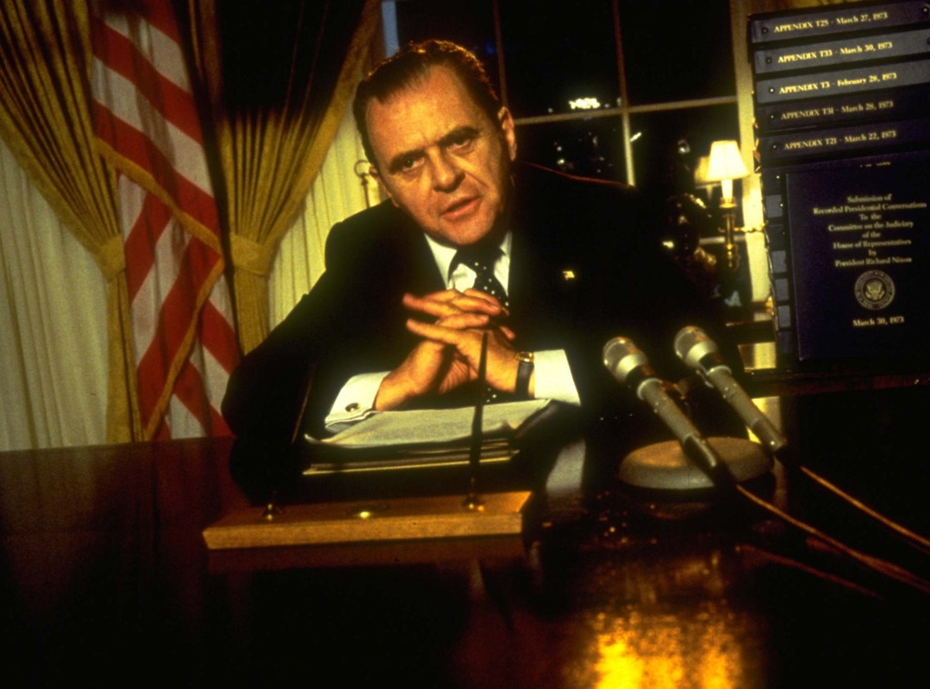Anthony Hopkins, Nixon