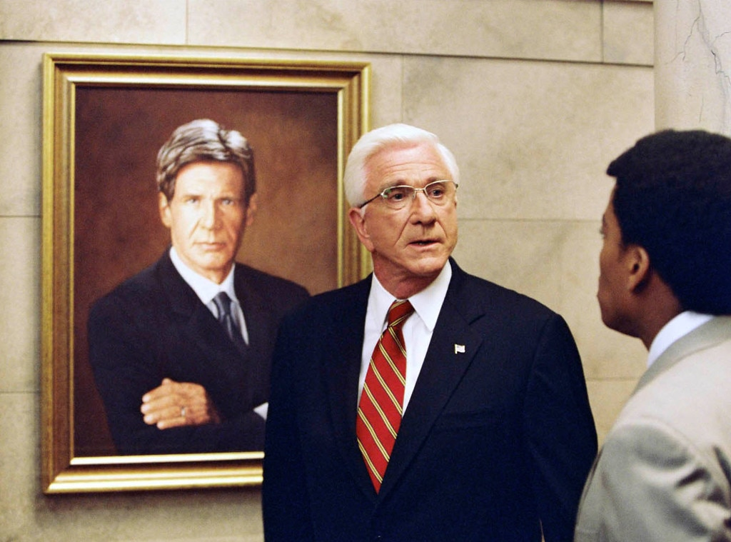 Leslie Nielsen, Scary Movie 3