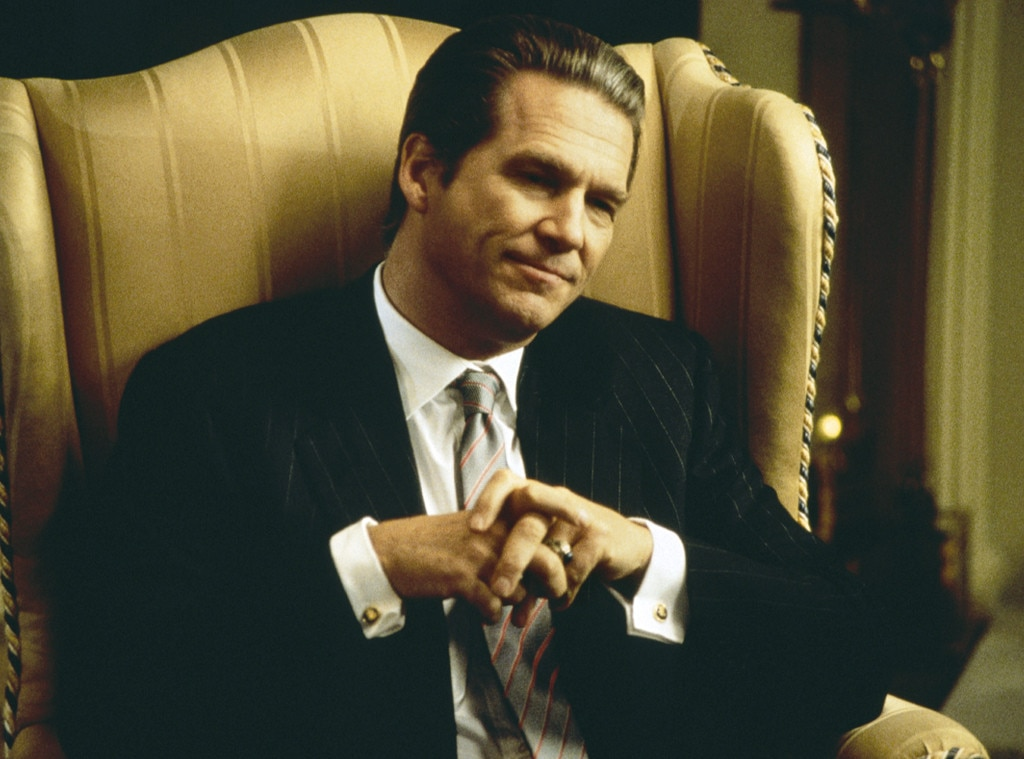 Jeff Bridges, The Contender