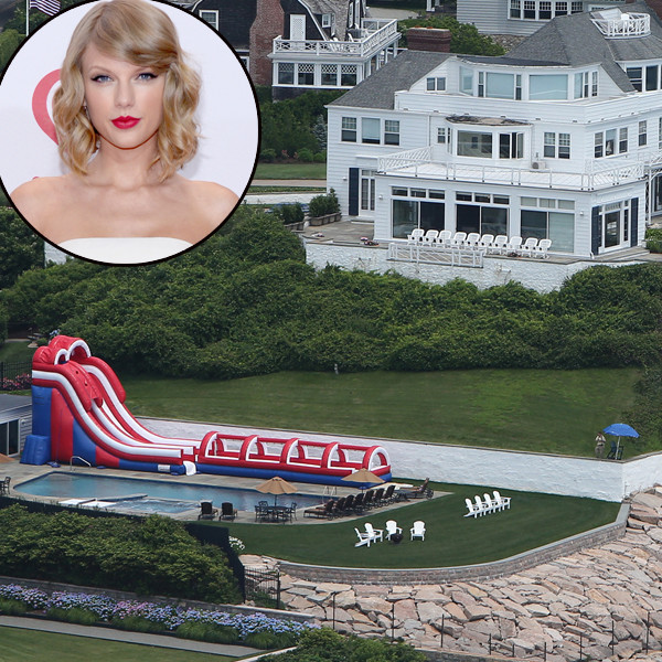Taylor Swift House, Fourth of July